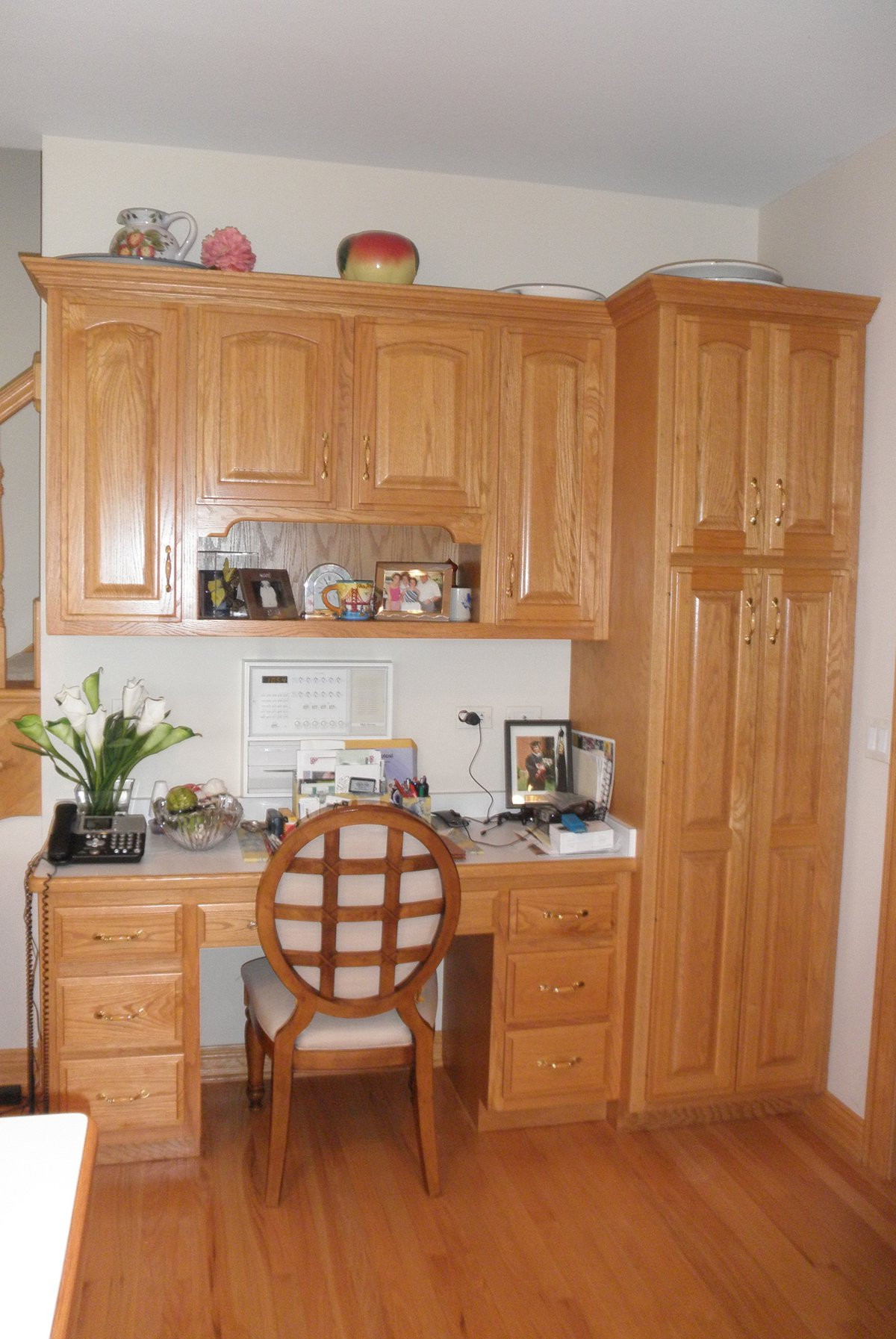 St Charles Kitchen - true-woods-cabinetry